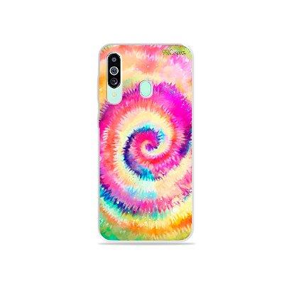 Capinha para Galaxy M40 - Tie Dye
