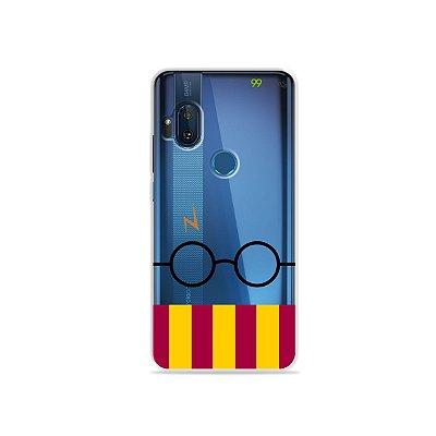 Capinha (transparente) para Moto One Hyper - H.P.