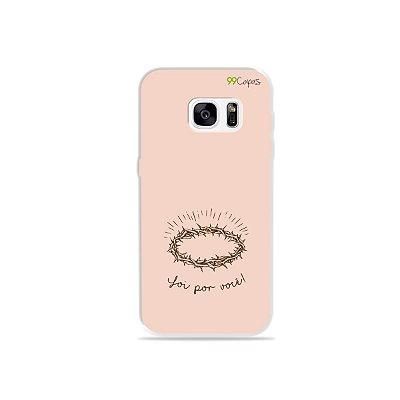 Capinha para Galaxy S7 - Foi por você