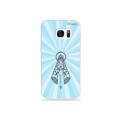 Capinha para Galaxy S7 - Nossa Senhora