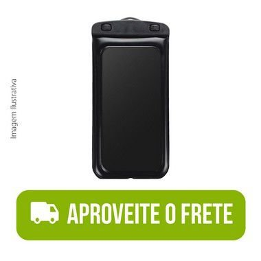 Capa a prova d'água para Galaxy Note 10 Plus