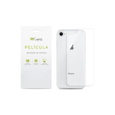 Película Traseira de Nanogel para iPhone 8
