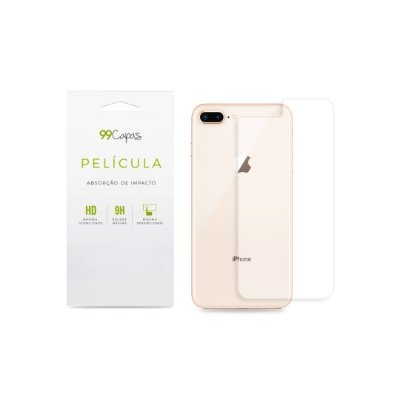 Película Traseira de Nanogel para iPhone 8 Plus