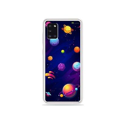 Capa Galáxia para Galaxy A31