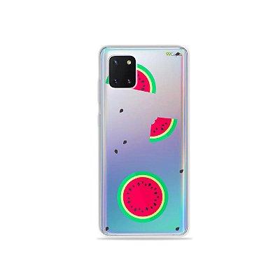 Capinha Melancias para Galaxy Note 10 Lite
