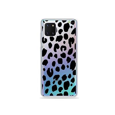 Capinha Animal Print Basic para Galaxy Note 10 Lite