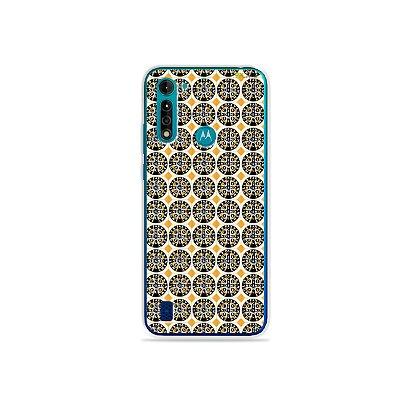 Capa para Moto G8 Power Lite - Medalha de São Bento