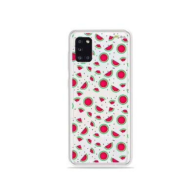 Capa para Galaxy Note 10 Plus - Mini Melancias