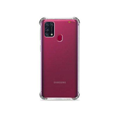 Capinha Transparente Anti-Shock para Galaxy M31