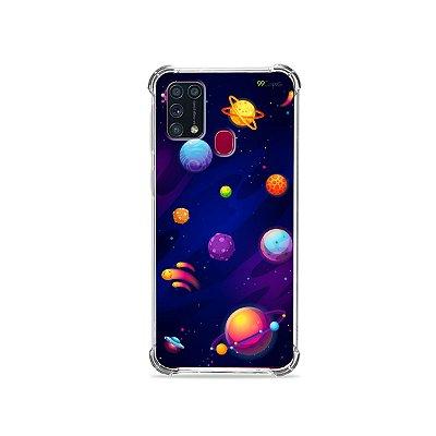 Capinha para Galaxy M31 - Galáxia