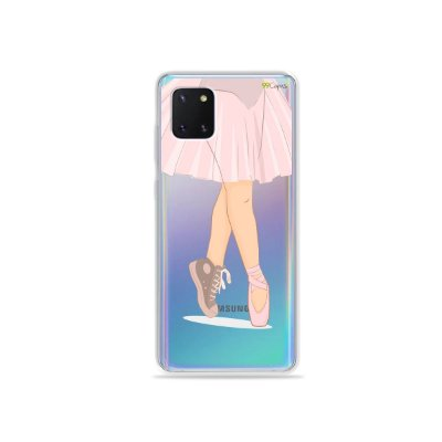 Capinha Bailarina para Galaxy Note 10 Lite