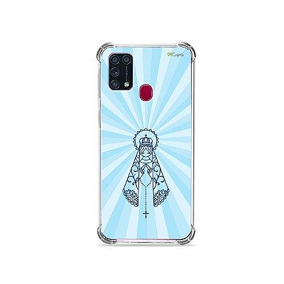 Capinha para Galaxy M31 - Nossa Senhora