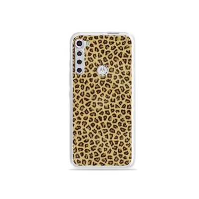 Capinha para Moto One Fusion Plus - Animal Print