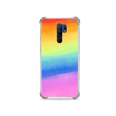 Capinha Rainbow para Redmi 9
