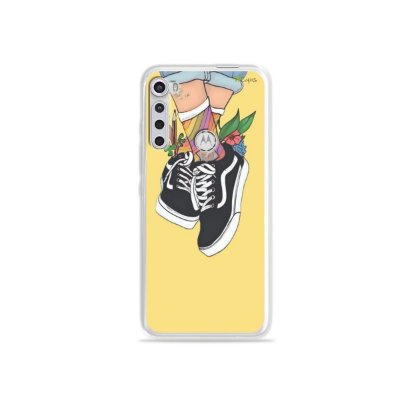Capinha para Moto One Fusion Plus - Sneakers