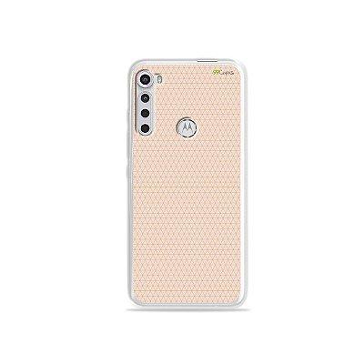 Capinha (transparente) para Moto One Fusion Plus - Simple