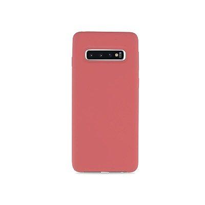 Silicone Case Melancia para Galaxy S10 - 99Capas