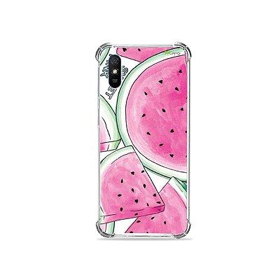 Capa para Redmi 9A - Watermelon