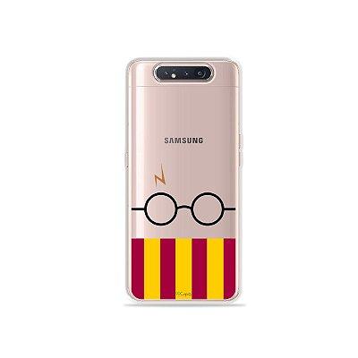 Capinha (Transparente) H.P. para Galaxy A80