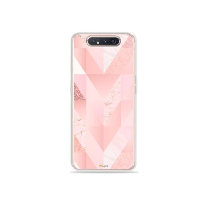 Capinha Abstract para Galaxy A80
