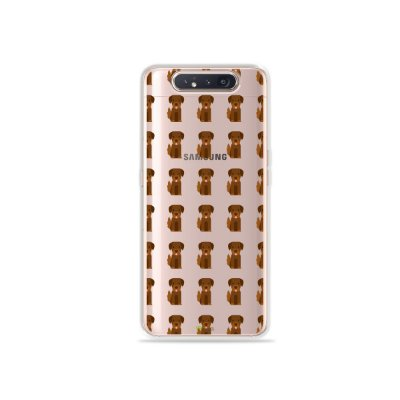 Capinha (Transparente) Golden para Galaxy A80