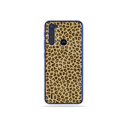 Capinha Animal Print para Moto One Fusion