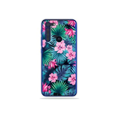Capinha Tropical para Moto One Fusion