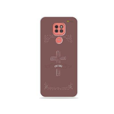 Capinha Gratidão para Moto G9 Play