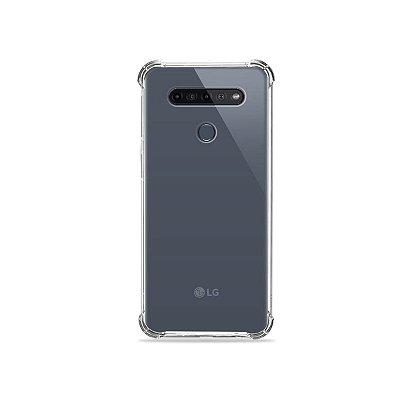 Capa Anti-Shock transparente para LG K41s