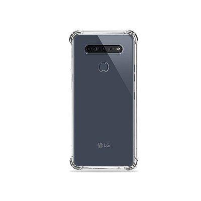 Capa Anti-Shock transparente para LG K51s