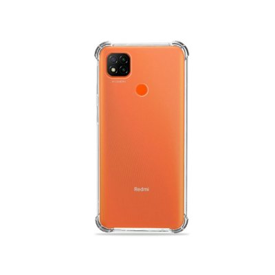 Capa transparente Anti-Shock para Redmi 9C