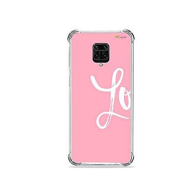 Capinha para Redmi Note 9 Pro - Love 1