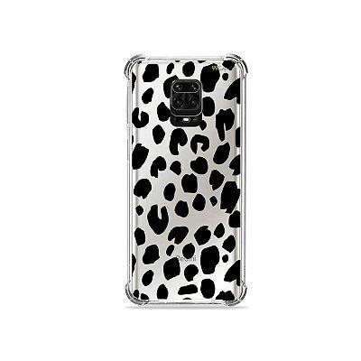 Capinha (Transparente) para Redmi Note 9 Pro - Animal Print Basic