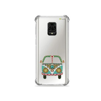 Capinha (Transparente) para Redmi Note 9 Pro - Kombi