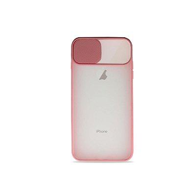 Capinha Soft Rosa com proteção de câmera para iPhone 8 - 99Capas