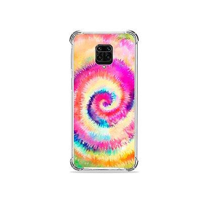 Capinha para Redmi Note 9 Pro - Tie Dye