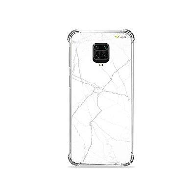 Capinha para Redmi Note 9 Pro - Marble White