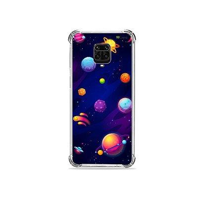 Capinha para Redmi Note 9S - Galáxia