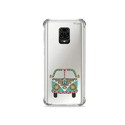 Capinha (Transparente) para Redmi Note 9S - Kombi