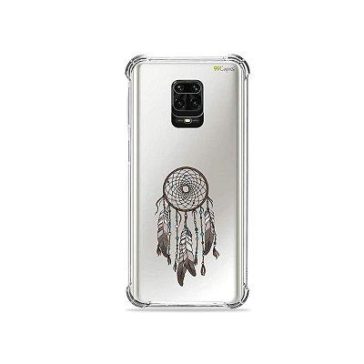 Capinha (Transparente) para Redmi Note 9S - Filtro dos Sonhos