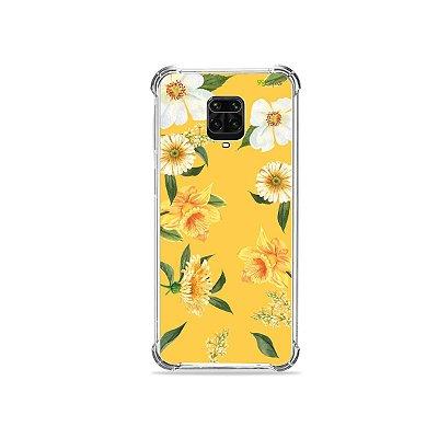 Capinha para Redmi Note 9S - Margaridas