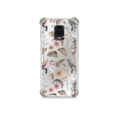 Capinha (Transparente) para Redmi Note 9S - Sweet Bird