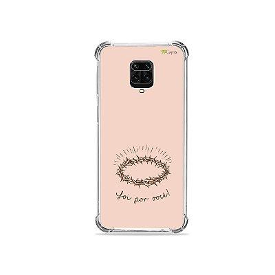Capinha para Redmi Note 9S - Foi por você