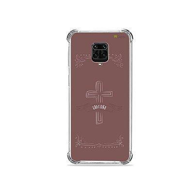 Capinha para Redmi Note 9S - Gratidão