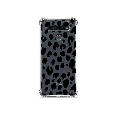 Capinha (Transparente) para LG K41s - Animal Print Basic