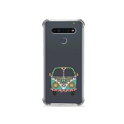 Capinha (Transparente) para LG K41s - Kombi