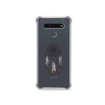 Capinha (Transparente) para LG K41s - Filtro dos Sonhos