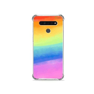 Capinha para LG K41s - Rainbow