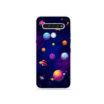 Capinha para LG K61 - Galáxia
