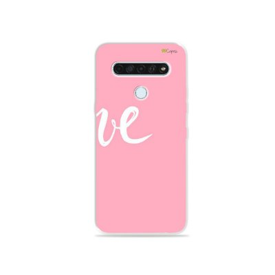 Capinha para LG K61 - Love 2